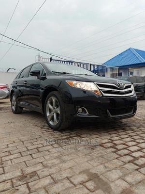 Toyota Venza 2015 Black   Cars for sale in Lagos State, Surulere