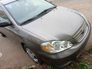 Toyota Corolla 2003 Sedan Automatic Gray   Cars for sale in Lagos State, Ikeja