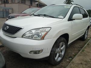 Lexus RX 2007 350 White | Cars for sale in Lagos State, Amuwo-Odofin