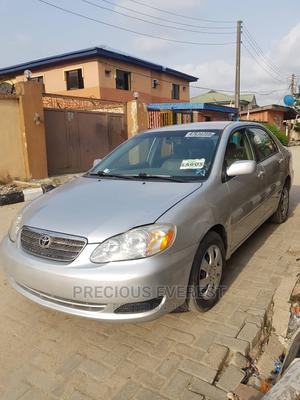 Toyota Corolla 2005 LE Silver | Cars for sale in Rivers State, Obio-Akpor