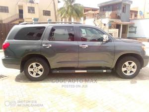 Toyota Sequoia 2010 Gray | Cars for sale in Lagos State, Ikeja