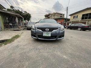 Nissan Altima 2010 3.5 SR Coupe CVT Gray   Cars for sale in Lagos State, Surulere