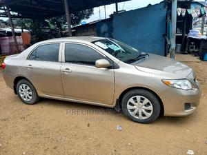 Toyota Corolla 2010 Gold | Cars for sale in Rivers State, Obio-Akpor
