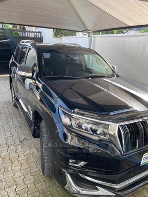 Toyota Land Cruiser Prado 2019 Black | Cars for sale in Lagos State, Ikoyi