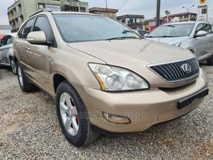 Lexus RX 2004 Gold | Cars for sale in Lagos State, Yaba