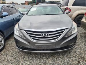 Hyundai Sonata 2011 Gray | Cars for sale in Lagos State, Yaba