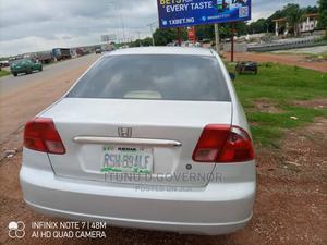 Honda Civic 2002 Gray   Cars for sale in Abuja (FCT) State, Gwagwalada