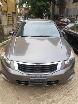Honda Accord 2009 2.0 I-Vtec Gray | Cars for sale in Lagos State, Surulere