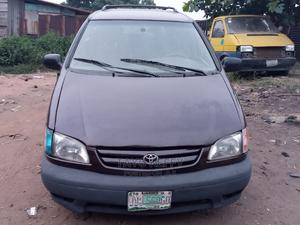 Toyota Sienna 2001 CE Brown   Cars for sale in Lagos State, Ikorodu