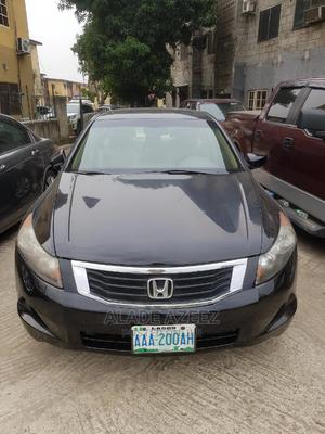 Honda Accord 2009 2.4 Executive Black | Cars for sale in Lagos State, Surulere