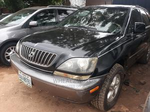 Lexus RX 1999 300 Black | Cars for sale in Lagos State, Alimosho