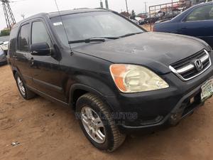 Honda CR-V 2005 2.0i ES Black | Cars for sale in Lagos State, Alimosho