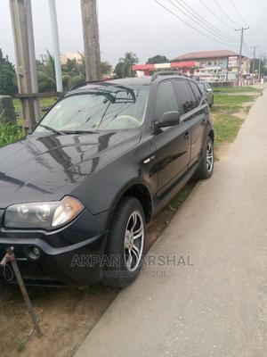 BMW X3 2005 Black   Cars for sale in Akwa Ibom State, Uyo