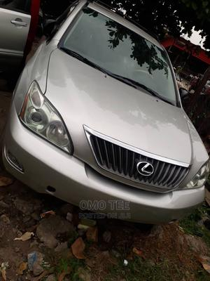 Lexus RX 2008 350 Silver | Cars for sale in Lagos State, Surulere