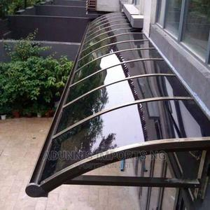 Window Door Balcony Awnings Canopy Sleek Classic   Building Materials for sale in Lagos State, Lekki