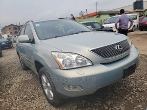 Lexus RX 2005 330 Blue   Cars for sale in Lagos State, Ogba