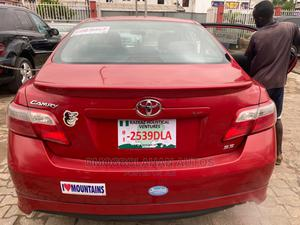 Toyota Camry 2009 Red | Cars for sale in Lagos State, Magodo