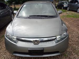 Honda Civic 2007 Gray   Cars for sale in Abuja (FCT) State, Central Business District