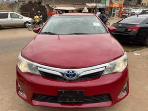 Toyota Camry 2012 Red   Cars for sale in Lagos State, Ikeja