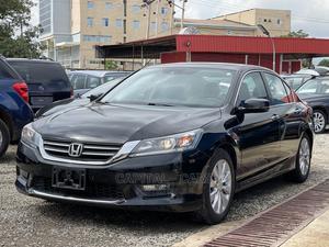 Honda Accord 2014 Black | Cars for sale in Abuja (FCT) State, Mabushi
