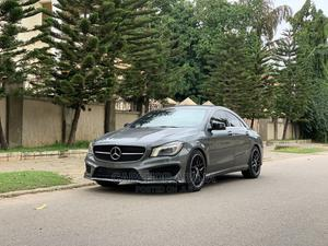 Mercedes-Benz CLA-Class 2015 Gray | Cars for sale in Abuja (FCT) State, Wuse 2