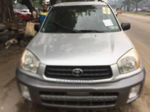 Toyota RAV4 2002 Automatic Silver | Cars for sale in Lagos State, Amuwo-Odofin