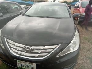 Hyundai Sonata 2013 Black | Cars for sale in Abuja (FCT) State, Central Business District