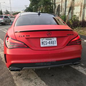 Mercedes-Benz CLA-Class 2015 Red   Cars for sale in Lagos State, Ikeja