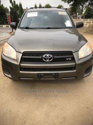 Toyota RAV4 2010 3.5 Brown | Cars for sale in Lagos State, Ikeja