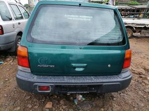 Subaru Forester 2003 Automatic Green   Cars for sale in Lagos State, Ifako-Ijaiye