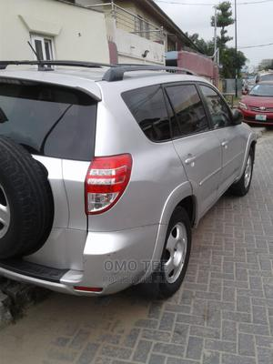 Toyota RAV4 2011 3.5 Sport Silver | Cars for sale in Lagos State, Surulere