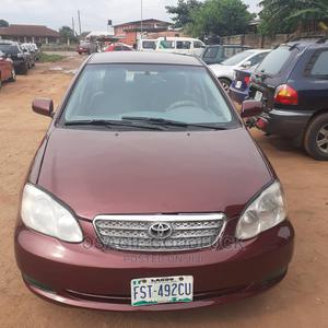 Toyota Corolla 2004 Red | Cars for sale in Edo State, Benin City