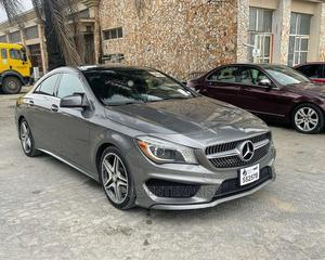 Mercedes-Benz CLA-Class 2014 Gray | Cars for sale in Lagos State, Ikeja
