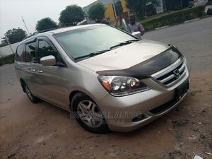 Honda Odyssey 2005 EX Automatic Gray   Cars for sale in Lagos State, Ikeja