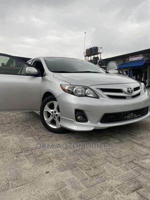 Toyota Corolla 2013 Silver   Cars for sale in Lagos State, Ajah