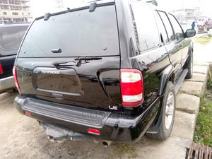 Nissan Pathfinder 2003 SE AWD SUV (3.5L 6cyl 4A) Black | Cars for sale in Lagos State, Ajah