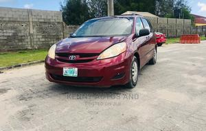 Toyota Sienna 2008 Red | Cars for sale in Lagos State, Ajah