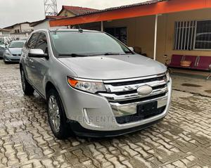 Ford Edge 2014 Gray   Cars for sale in Lagos State, Ogba