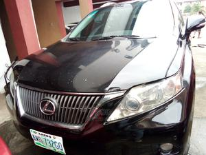 Lexus RX 2008 Black | Cars for sale in Lagos State, Ikeja