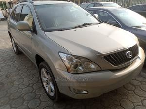 Lexus RX 2008 350 Silver | Cars for sale in Lagos State, Alimosho
