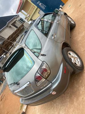 Lexus RX 2002 Silver | Cars for sale in Lagos State, Alimosho