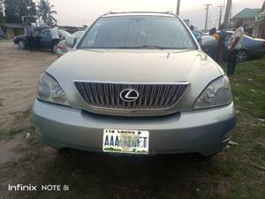 Lexus RX 2005 330 4WD Gray | Cars for sale in Delta State, Udu