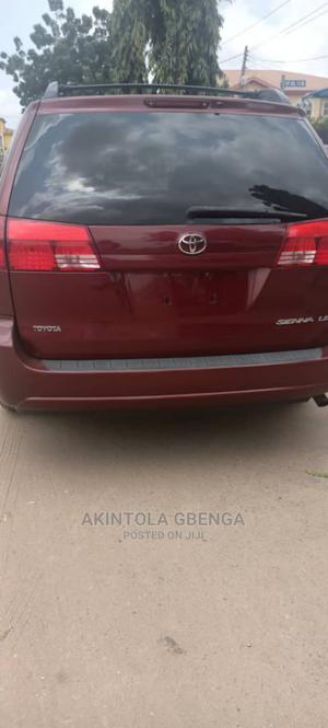 Toyota Sienna 2005 Red | Cars for sale in Lagos State, Alimosho