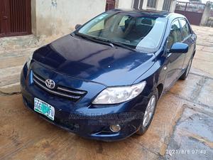 Toyota Corolla 2009 1.8 Advanced Blue | Cars for sale in Osun State, Ife