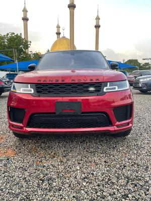 Land Rover Range Rover Sport 2020 SVR 4x4 Red   Cars for sale in Abuja (FCT) State, Central Business District