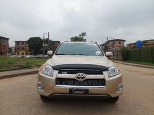Toyota RAV4 2012 3.5 Limited 4x4 Gold | Cars for sale in Lagos State, Ogba
