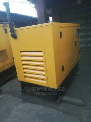 20kva Perkins Diesel Soundproof Generator 100% Copper Coil.   Electrical Equipment for sale in Lagos State, Ilupeju