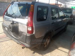 Honda CR-V 2003 Silver | Cars for sale in Lagos State, Agege