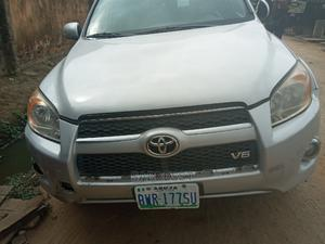 Toyota RAV4 2010 Silver | Cars for sale in Lagos State, Isolo