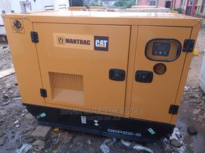 20 KVA CAT Sound Proof Generator | Electrical Equipment for sale in Lagos State, Ikeja
